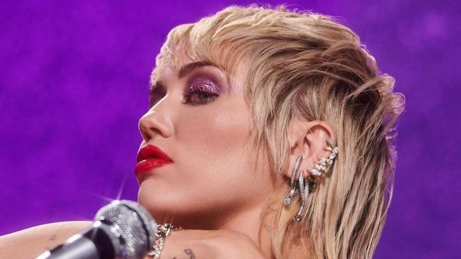 Miley Cyrus teve decisão favorável de tribunal e pode usar seu nome na União Europeia - Reprodução