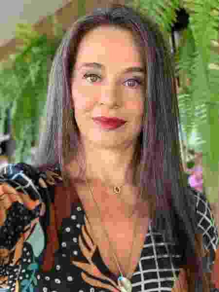 A jornalista Carla Vilhena, de 53 anos - Reprodução/Instagram