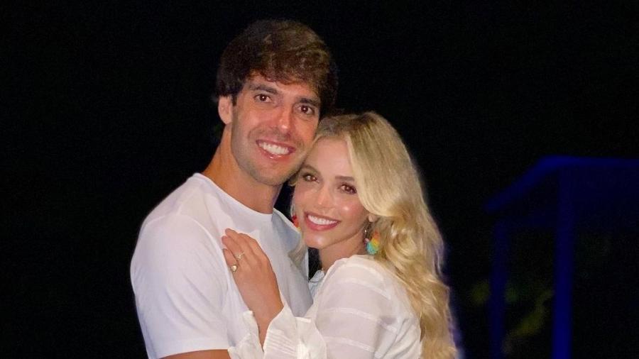 Kaká e Carol Dias casaram em 2019 - Reprodução/Instagram