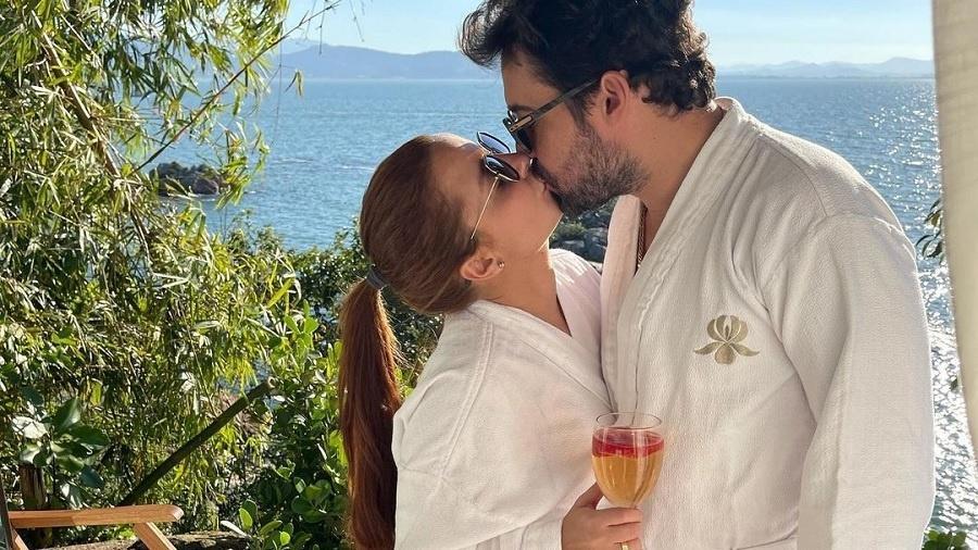 Maiara faz homenagem ao noivo Fernando - Reprodução/Instagram