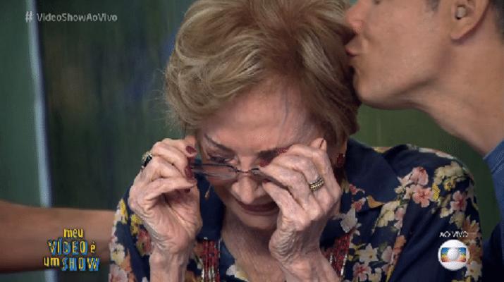 4.nov.2016 - Glória Menezes