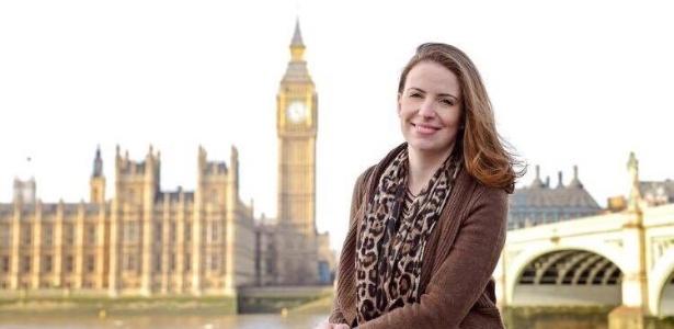 Erica se encantou com Londres após um intercâmbio: já foram seis visitas à cidade - Arquivo Pessoal