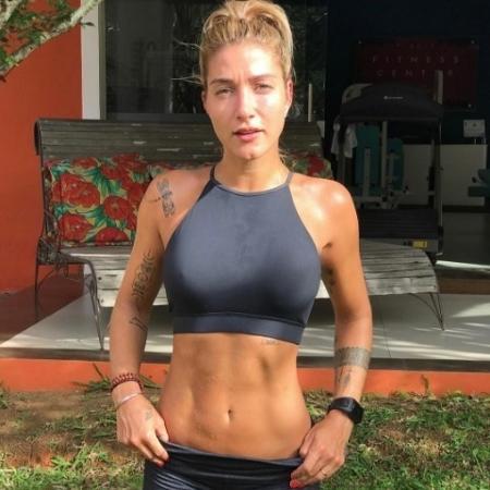 Gabriela Pugliesi afirma que nunca deu aula de ginástica e que denúncia não procede - Reprodução/Instagram