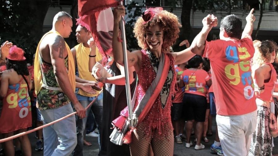 O desfile do Imprensa que Eu Gamo em 2017 - Julio Cesar Guimaraes/UOL