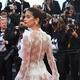 Sexy e ousado: beldades apostam em looks sensuais no Festival de Cannes - Loic Venance/AFP