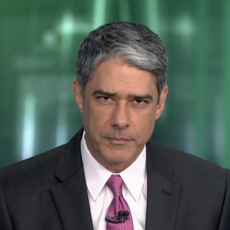 William Bonner   - Reprodução/TV Globo
