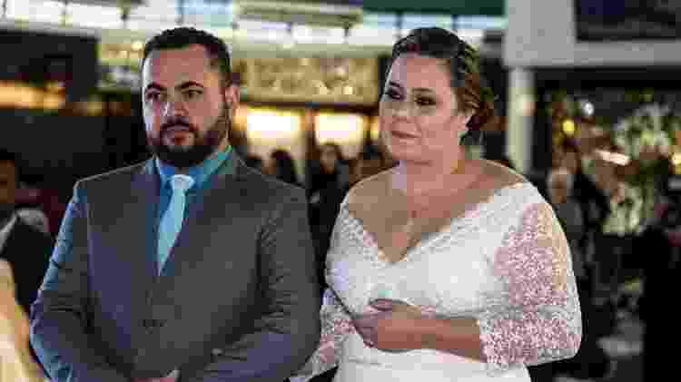 Sioma conheceu Felipe quando ele tinha 17 anos; o casal oficializou a união no dia 12 de junho de 2016 - Arquivo Pessoal - Arquivo Pessoal
