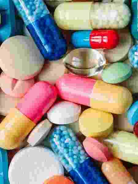 Remédios/ medicamento - iStock - iStock
