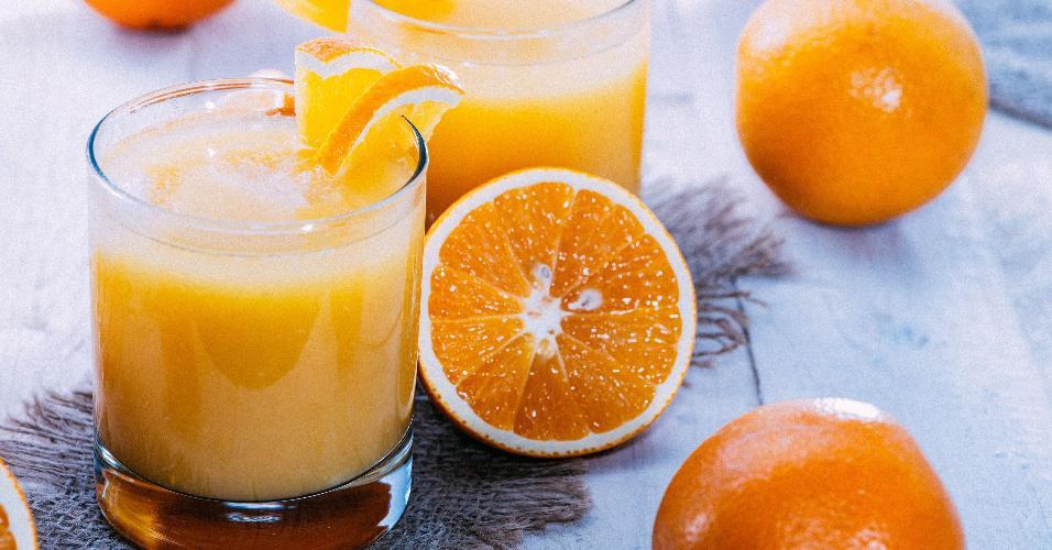 suco, suco de laranja