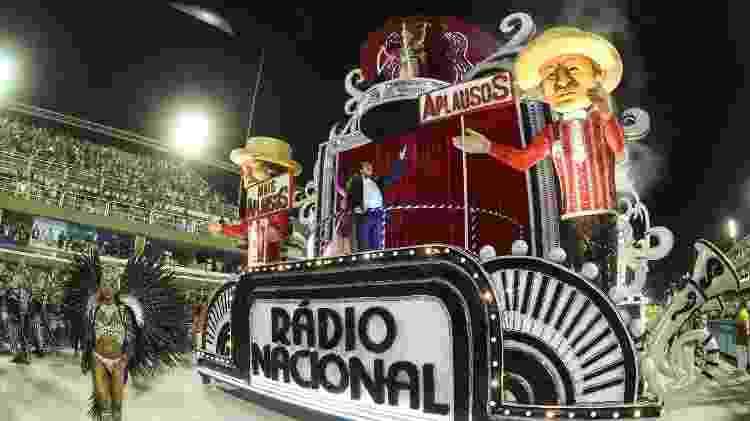 Unidos do Porto da Pedra homenageou a Rádio Nacional em desfile suntuoso - Roberto Filho/Brazil News - Roberto Filho/Brazil News