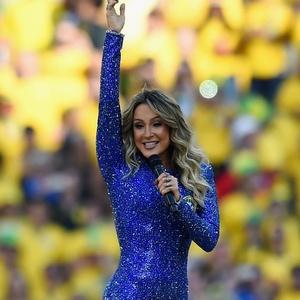 Claudia Leitte na Copa do Mundo 2014