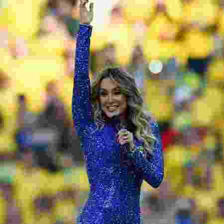 Claudia Leitte na Copa do Mundo 2014 - Buda Mendes/Getty Images