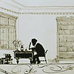 """Cena de """"Caro Mohr - Lembranças Pessoais de Karl Marx por Paul Lafargue"""" - Reprodução"""