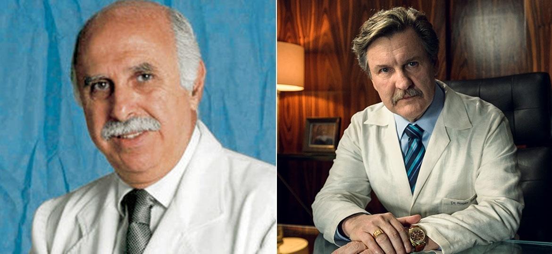 """Em """"Assédio"""", o médico Roger Sadala (Antoni Calloni) é inspirado na história de Roger Abdelmassih, condenado a mais de 200 anos de prisão - Divuçgação/TV Globo"""