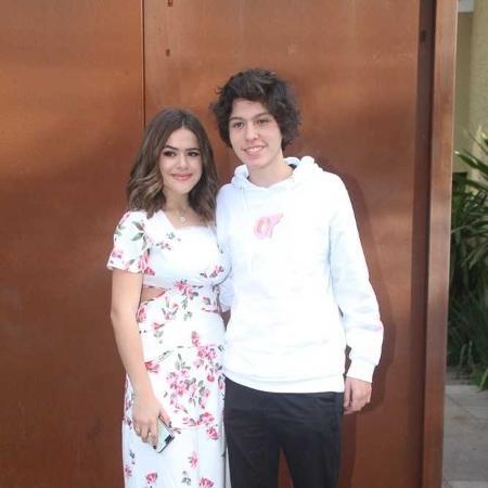Maisa Silva e o namorado, Nicholas Arashiro - Amauri Nehn/Brazil News