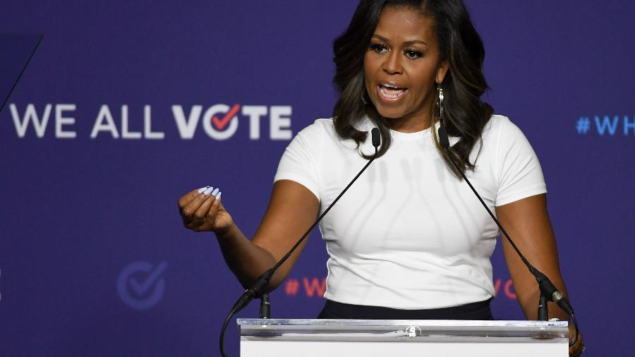 Michelle Obama - Getty Images