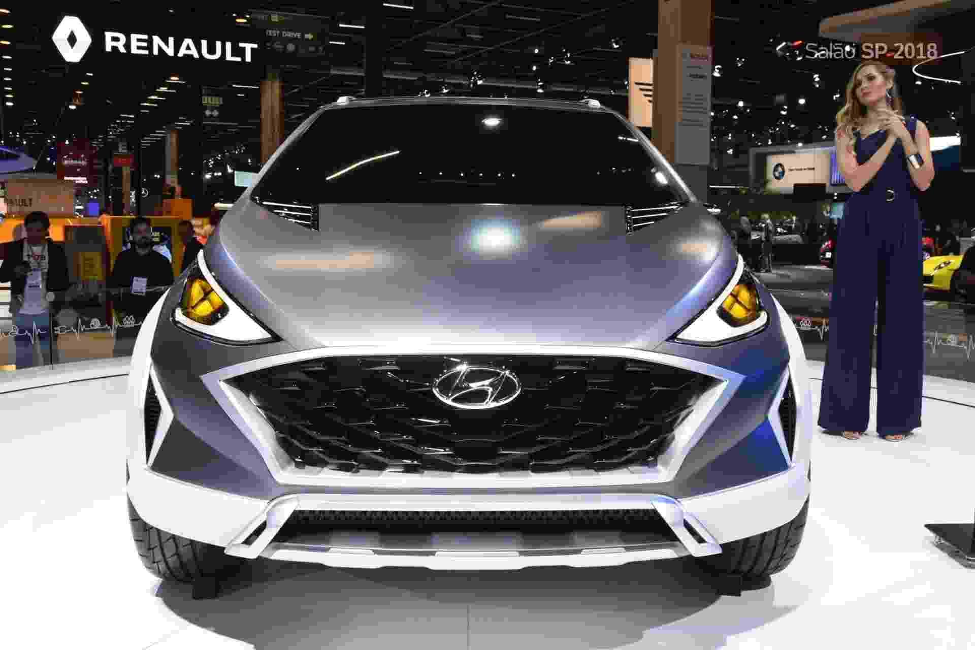 Hyundai Saga EV Concept - Murilo Góes/UOL