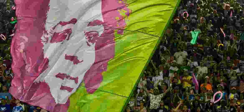 Desfile da Mangueira - Bruna Prado/UOL