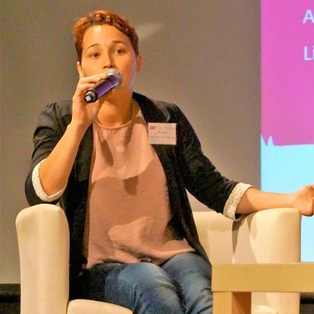 Aline Rossi é feminista radical e fundadora do blog Feministas com Classe - Arquivo Pessoal