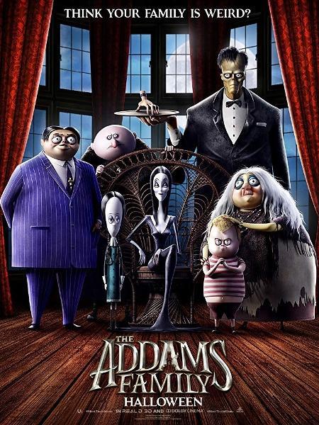 A nova Família Addams - Reprodução/Twitter
