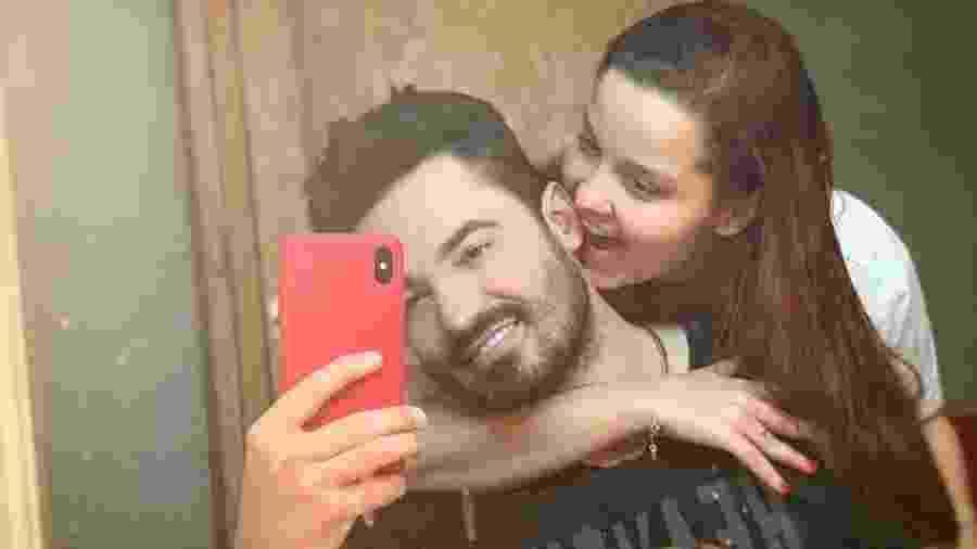 Entre idas e vindas, Maiara e Fernando estavam namorando há pouco mais de um ano - Reprodução/Instagram