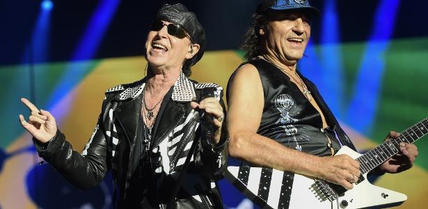 Prévia do Rock in Rio | SP: Scorpions mostra com quantas baladas se faz um bom show