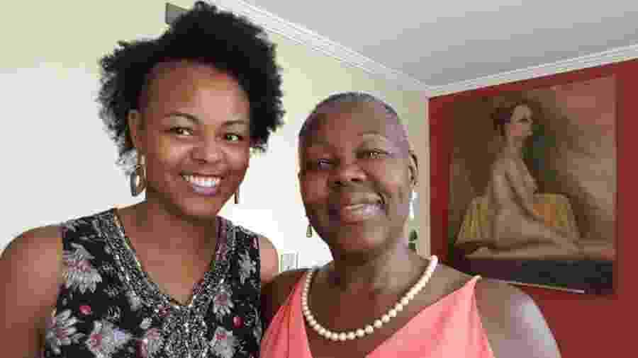 Maíra da Costa e a mãe, Janete, criaram a Free Soul Food - Divulgação