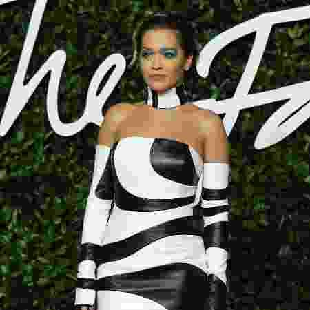 A cantora Rita Ora - AFP