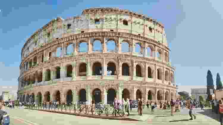 Coliseu - Unsplash - Unsplash