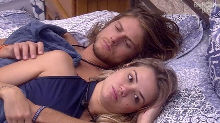 BBB 20: Marcela e Daniel - Reprodução/Globoplay
