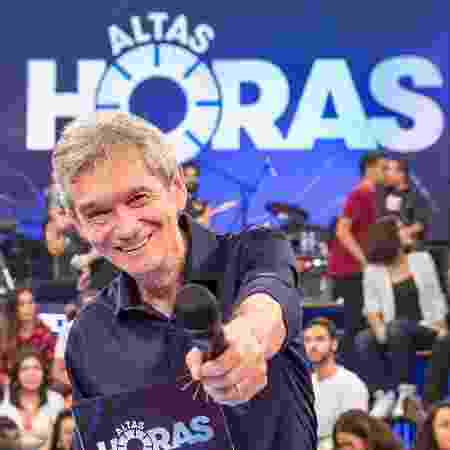 Serginho Groisman - Fábio Rocha TV Globo - Fábio Rocha TV Globo