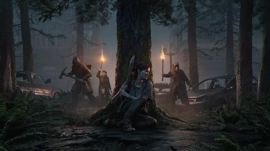 The Last of Us Part II conquistou sete prêmios no The Game Awards 2020 - Divulgação/Sony