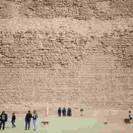 Pirâmide - Oliver Weiken/picture alliance via Getty Images - Oliver Weiken/picture alliance via Getty Images