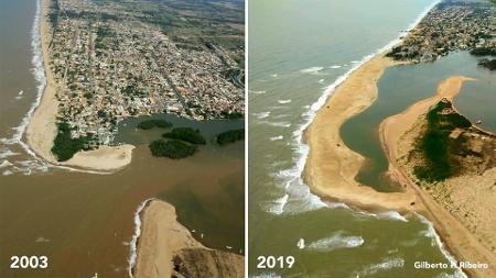 Atafona: a cidade que o Brasil vem perdendo para o mar - 06/08/2020 - UOL ECOA