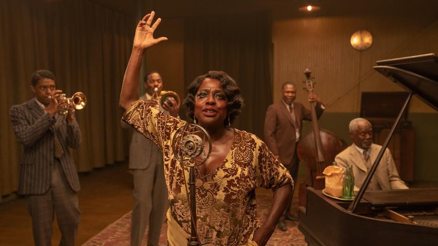 """Viola Davis em """"A voz suprema do blues"""" - Divulgação"""