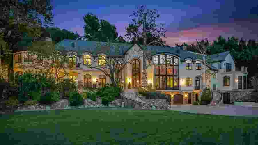 Casa de Gene Simmons, do Kiss, na Califórnia (EUA) - Christopher Amitrano