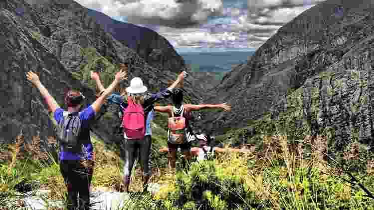 Serra do Cipó - Divulgação/Pisa Trekking - Divulgação/Pisa Trekking