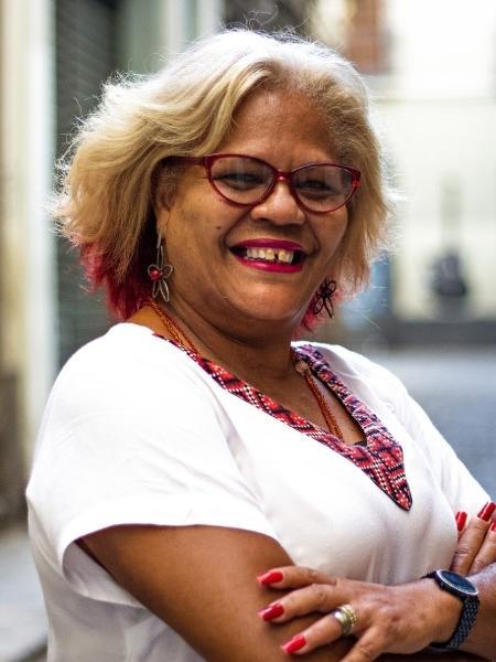 Monica Cunha - Arquivo pessoal