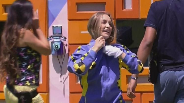 Carla - Reprodução/Globoplay - Reprodução/Globoplay