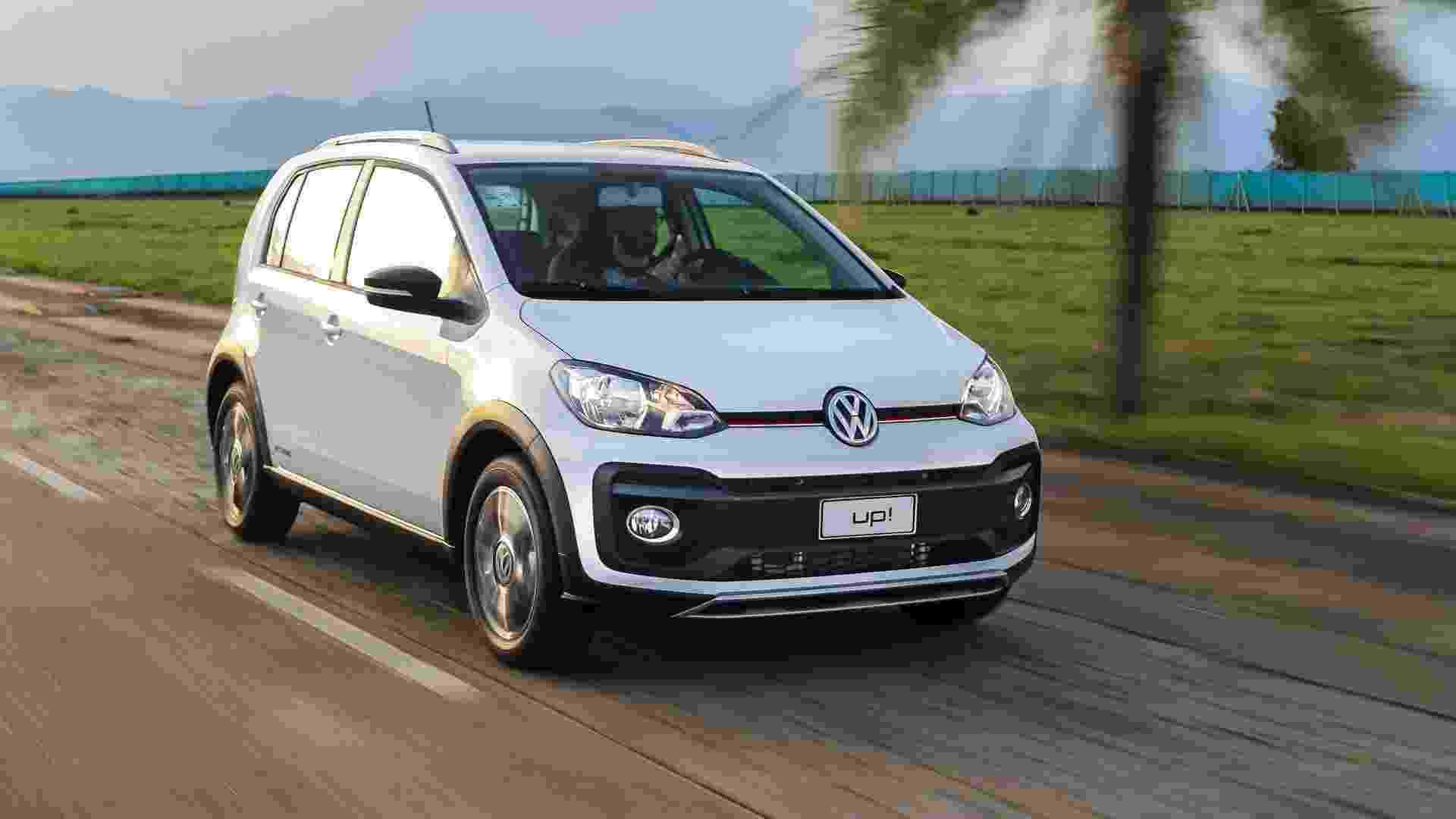 Volkswagen Up! Xtreme 2020 - Divulgação