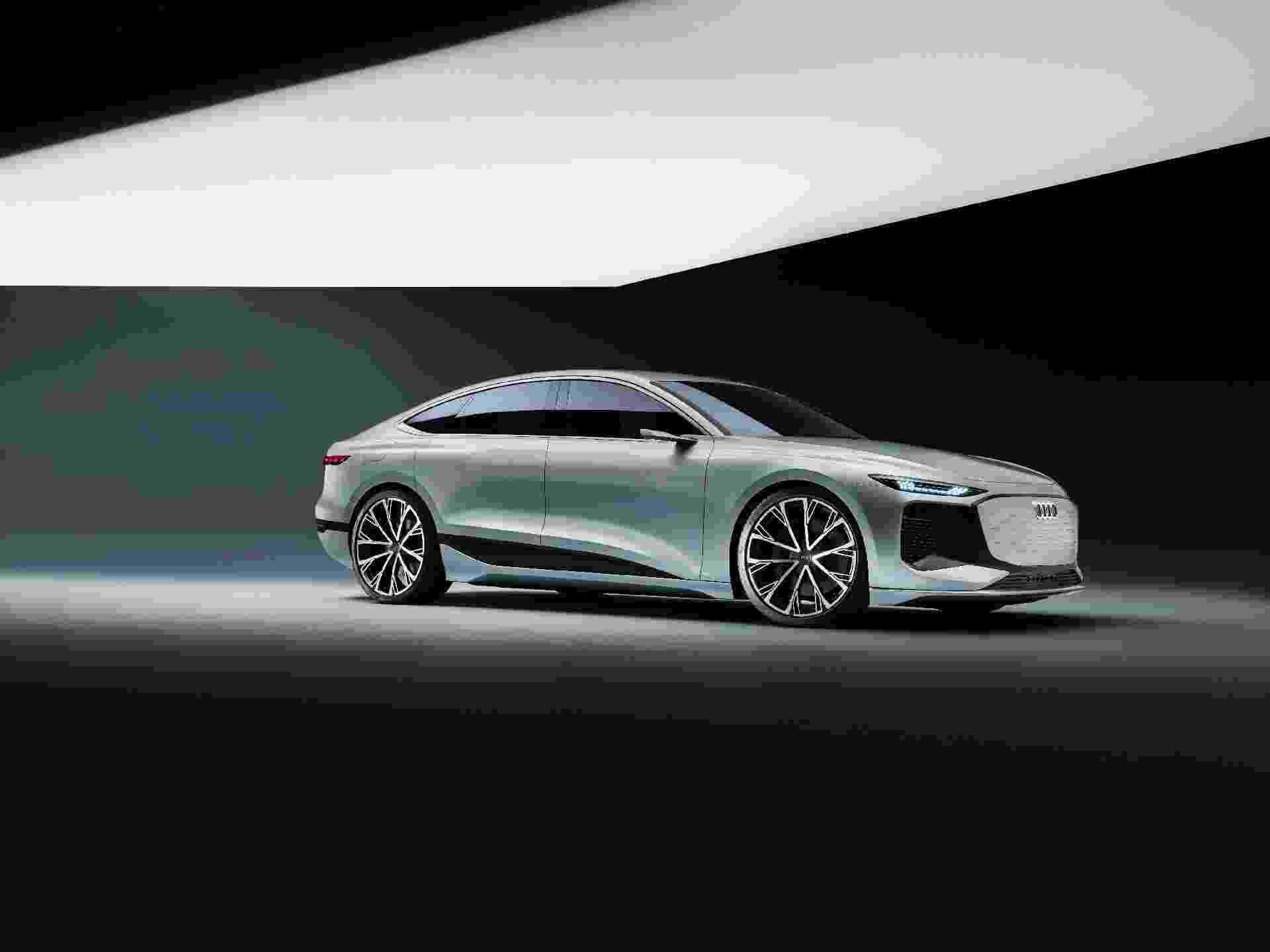 Audi A6 e-tron - Divulgação