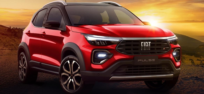 Maior parte das peças de estamparia do Pulse são idênticas às utilizadas pelo Argo, mas Fiat sustenta que novo SUV tem plataforma exclusiva; lançamento será entre setembro e outubro - Divulgação