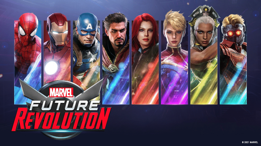 Marvel Future Revolution - Divulgação/NetMarble