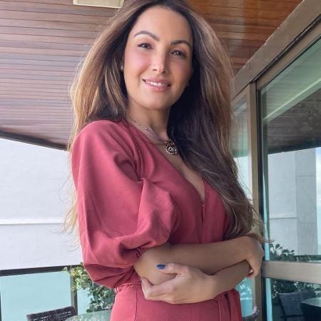 A jornalista Patrícia Poeta - Reprodução/Instagram