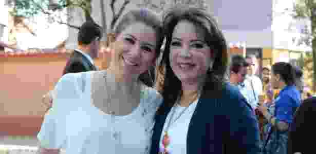Daniela e Iris, as aniversariantes do mês na família Abravanel - Rafael Cusato/Foto Rio News