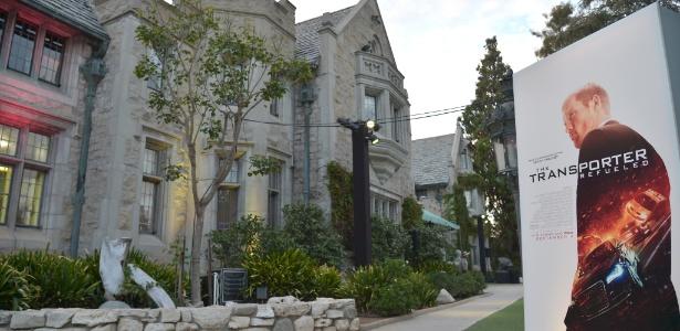 Foto da mansão Playboy, em Los Angeles - Charley Gallay/Getty Images for Playboy