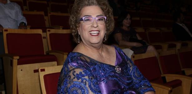 "A apresentadora Mamma Bruschetta, que deixou o programa ""Mulheres"", da Gazeta - Thiago Duran/AGNews"