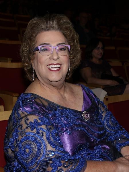 Mamma Bruschetta é internada em São Paulo - Thiago Duran/AGNews