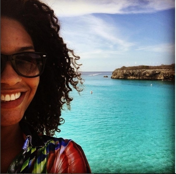 c21879669727 17.mar.2016 - Juliana Alves está em Curaçao. Depois de alguns dias