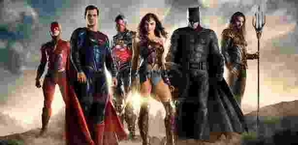Liga da Justiça - primeira imagem - Divulgação - Divulgação